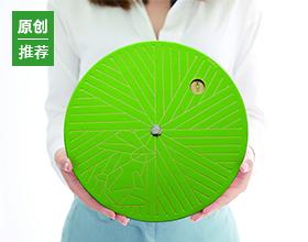 """关茶""""伴月圆""""中秋月饼礼盒整体设计"""