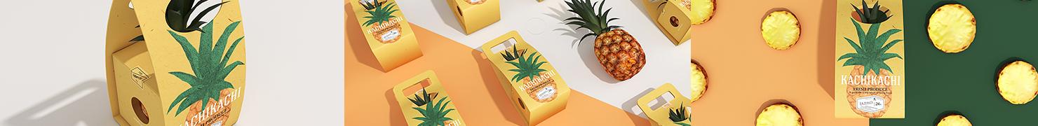 KACHIKACHI」品牌包装设计 為健康加點新鲜,為生活添入品味。