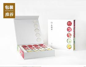 [ Brand & Package ] 五遇茶品牌&包装设计案