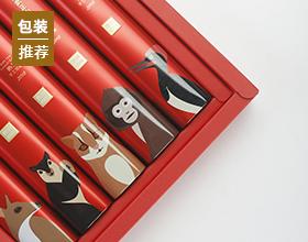 雨林古樹茶:新年產品包裝策劃設計--動物系列