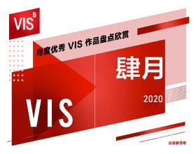 2020年4月份品牌VIS版塊精華作品盤點