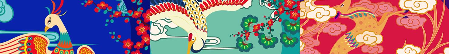 春节系列图(二)
