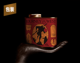 醉西游威士忌包装设计