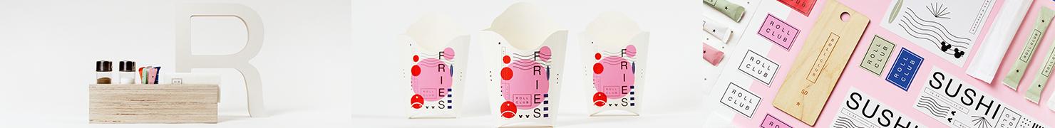 Roll Club 品牌设计分享   葫芦里都是糖