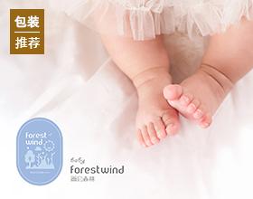 Brand design/ 简约森林-婴童洗护品牌设计
