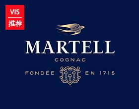 马爹利Martell更新品牌形象设计
