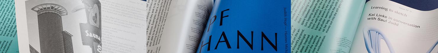 Blank Slate | Magazine 书籍设计